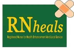 RN Heals Logo